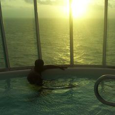 Solaruim Sunrise