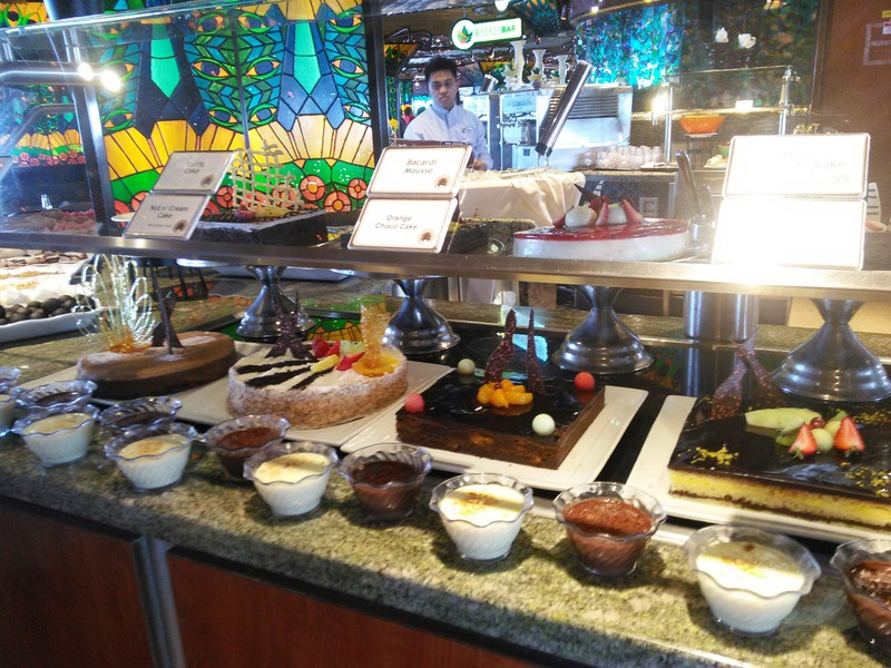 Carnival Elation, Dining, Tiffany''s Lido Restaurant