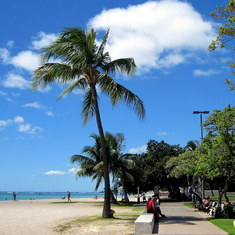 Honolulu, Oahu - Waikiki