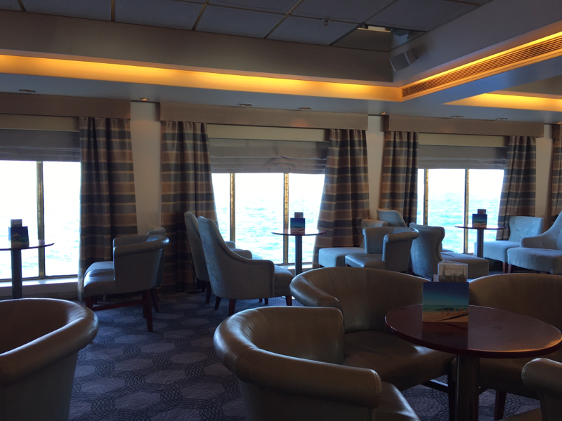 Medusa Lounge on Thomson Dream