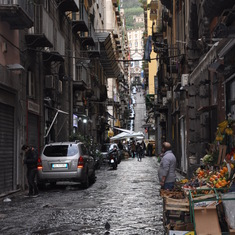 OLD NAPLES ITALY