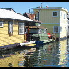 Victoria House boats