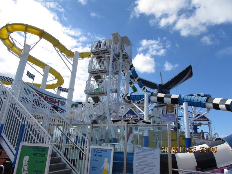Waterpark - Carnival Sunshine