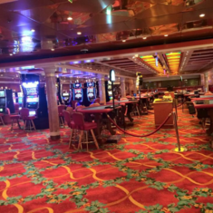 Sun Club Casino on Norwegian Sun