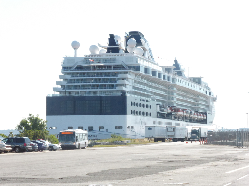 Photo of celebrity summit cruise on sep 07 2013 our for About you salon bayonne nj