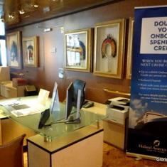 Future Cruise Desk