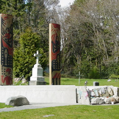 Chief Seattle's resting place.