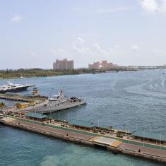 Nassau, Bahamas - Prince George Wharf