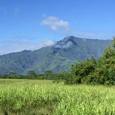 Kauai landscape