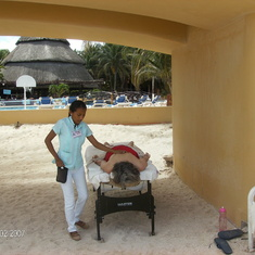 Progreso (Merida), Mexico - Progreso-private beach-massages for $30