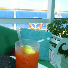 The Porch on Celebrity Reflection