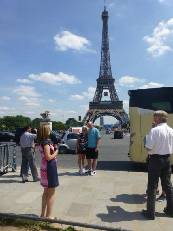 Le Havre (Paris), France - Eiffel Tower
