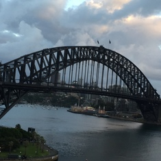 Sydney, Australia - Bridge  in Sydney