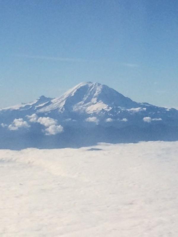 Celebrity Solstice cabin 8200 - Mount St Helens