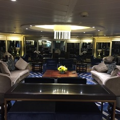 The Yacht Club Sitting Area