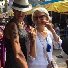 Henna Fun Times
