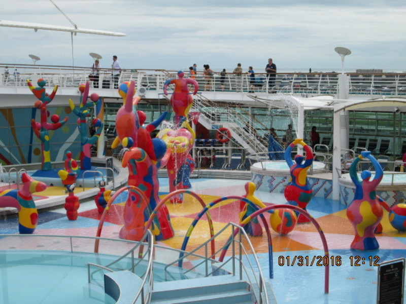Kids Play Area - Freedom of the Seas