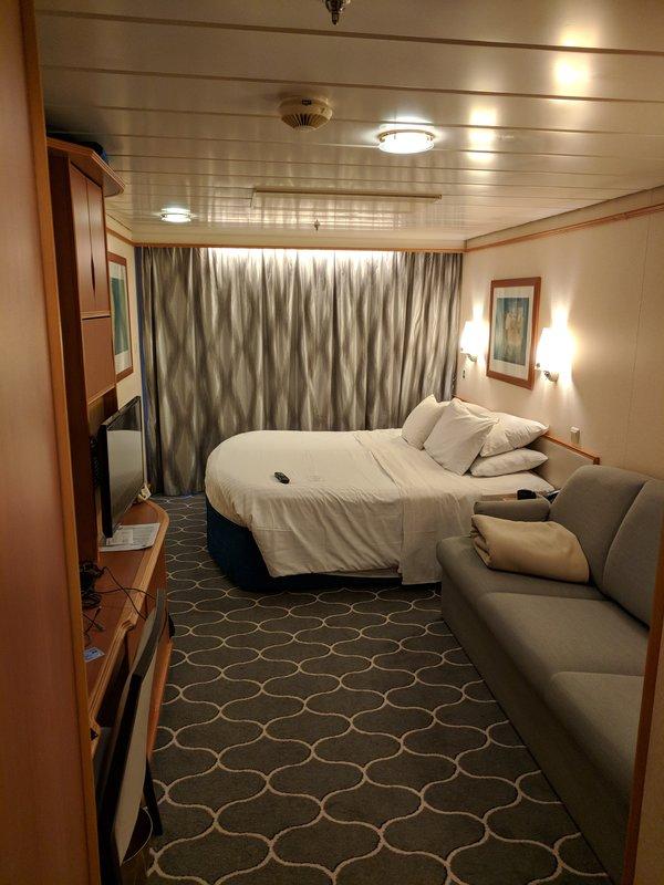 Superior Balcony Stateroom Cabin Category D1 Adventure