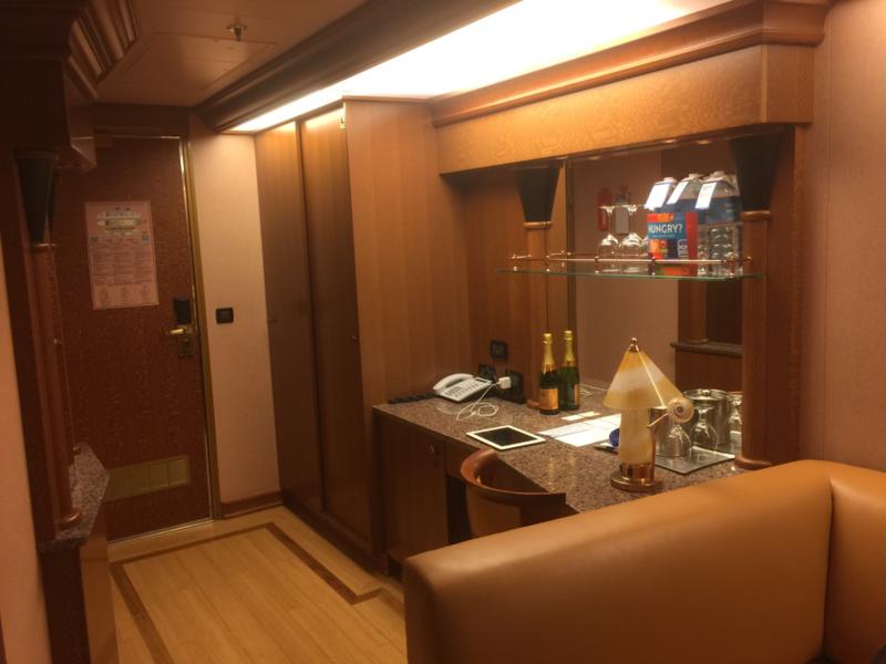 Grand Suite Cabin Category Gr Carnival Dream