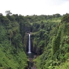 Apia, Samoa - Natural beauty in Western Samoa