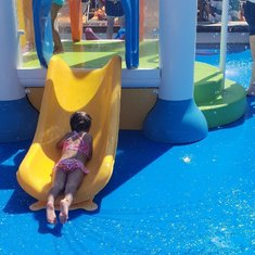 This slide could be very dangerous