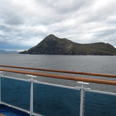 Cape Horn--1.5 days after leaving Antarctica