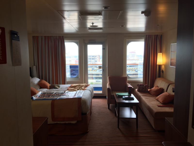 Suite 7371 On Carnival Breeze Category U3