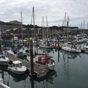 St Helier Port