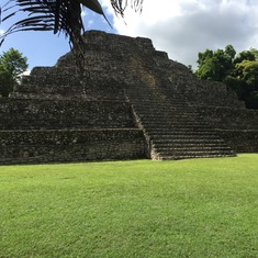 Costa Maya (Mahahual), Mexico - Costa Maya Ruins