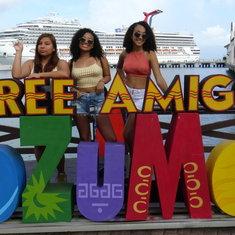 Cozumel, Mexico - Las Tres Angeles