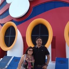 17th Anniversary Cruise