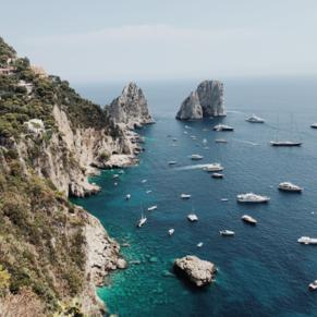 Excursion from Naples to Capri