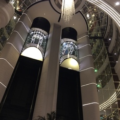 dramatic atrium