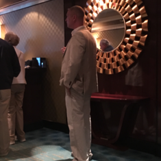 The Manhattan Room Restaurant on Norwegian Breakaway