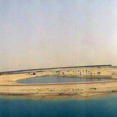 Suez Canal Transit - Suez Canal Transit