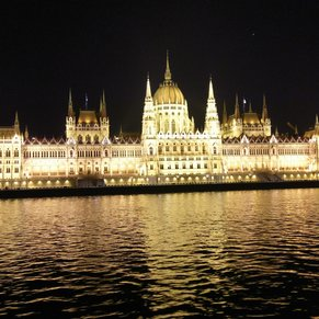 We began our cruise in Beautiful Budapest