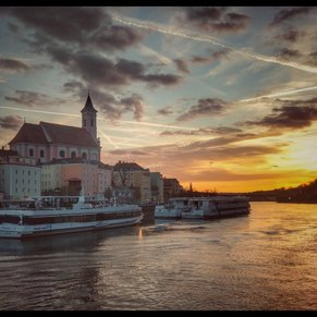 Our stay in Passau was too short, we will have to go back one day