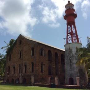 Lighthouse devils island