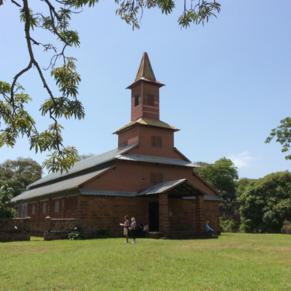 Church on Devils Island