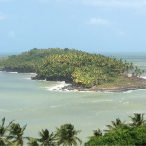 View from Devils Island