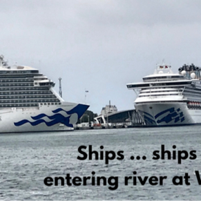 Warnemunde, Germany  - ships !!