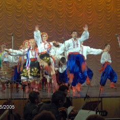 St. Petersburg, Russian Federation - Russian folk dance excursion
