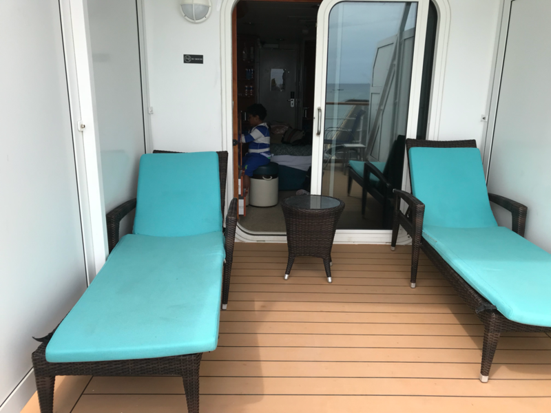 Aft Facing Large Balcony Cabin Category Zx Pride Of America