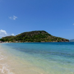 Cockleshell Beach, St Kitts