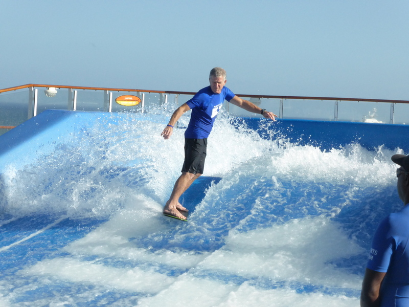Flow Rider - Allure of the Seas