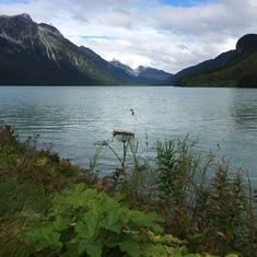 Skagway, Alaska - Chillkoot Lake - Skagway