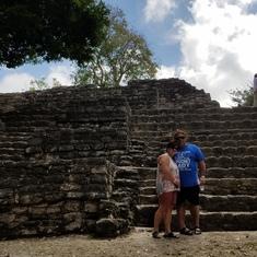 Chochoban ruins