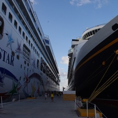 Norwegian Star vs Disney Magic