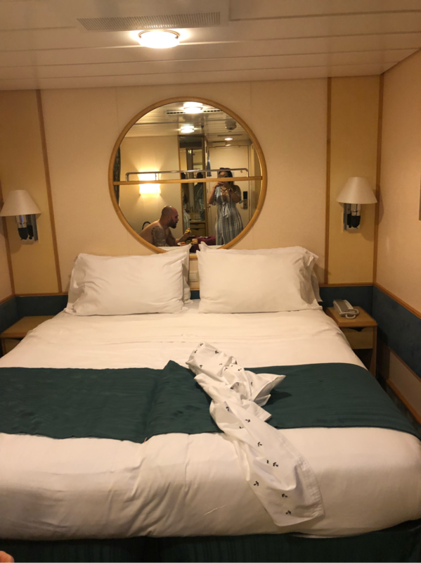 Interior Stateroom Cabin Category Sm Mariner Of The Seas