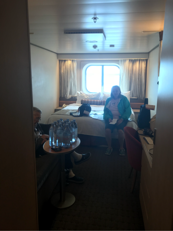 Large Oceanview Stateroom Cabin Category Sf Zaandam